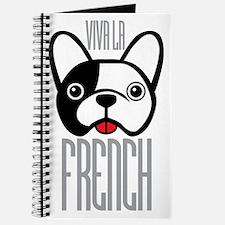Viva La French Bulldog Journal
