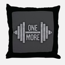 One More Throw Pillow