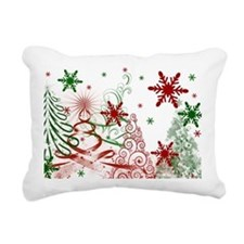 Cute Christmas Rectangular Canvas Pillow