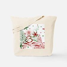 Unique Christmas Tote Bag