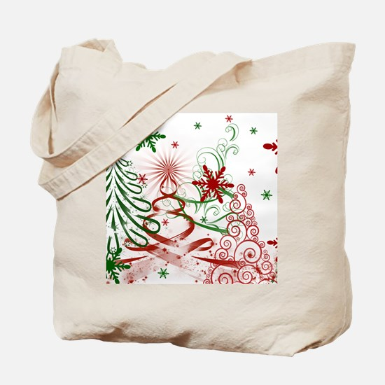 Cute Christmas Tote Bag