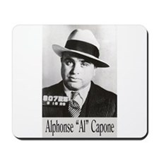 Al Capone Mousepad