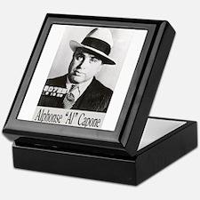 Al Capone Keepsake Box