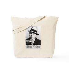 Al Capone Tote Bag