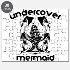 Undercover Mermaid Puzzle