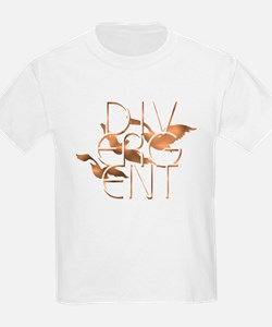 Divergent Fashion Copper T-Shirt