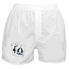 Sue's Aces Boxer Shorts