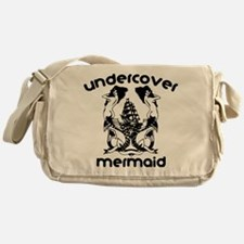Undercover Mermaid Messenger Bag