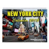 New york Wall Calendars