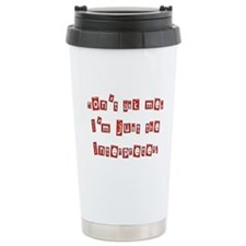 Funny Interpreter Travel Mug