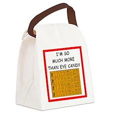 i love mahjong Canvas Lunch Bag