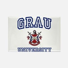 GRAU University Rectangle Magnet