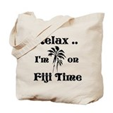 Fiji Regular Canvas Tote Bag