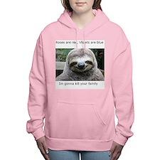 Shirt Meme 1 Women's Hooded Sweatshirt