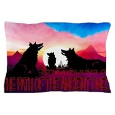 Path of the Ancient Ones Pillow Case