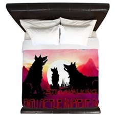 Path of the Ancient Ones King Duvet