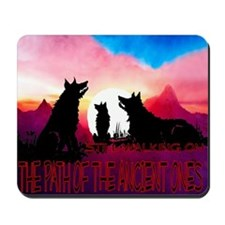 Path of the Ancient Ones Mousepad