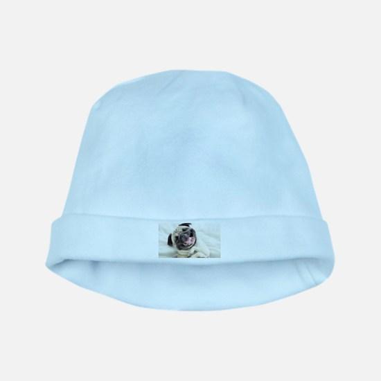 Pug baby hat