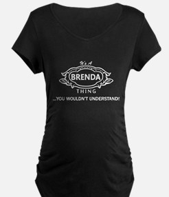 It's A Brenda Thing You Wouldn't Understand! Mater