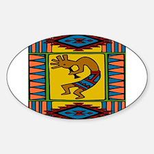 Native Dancer, Kachina Decal