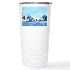 Winter Farmhouse Travel Mug