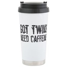 Twin dad Travel Mug