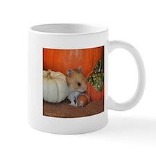 Harvest Hamster Mugs