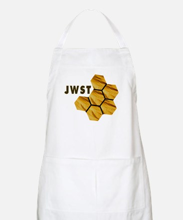 James Webb Mirror Logo Light Apron