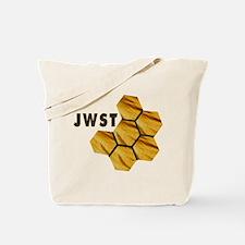 James Webb Mirror Logo Tote Bag