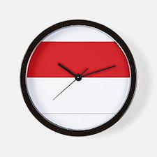 Sang Saka Merah-Putih Wall Clock