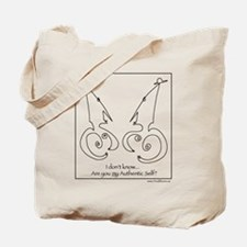 Authentic Self Tote Bag