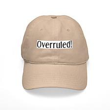 overruled Baseball Cap