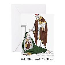 Catholic faith Greeting Cards (Pk of 20)