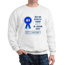 BEST ABS IN SEATTLE Sweatshirt
