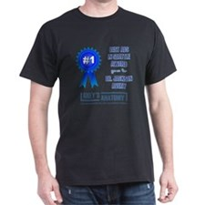 BEST ABS IN SEATTLE T-Shirt