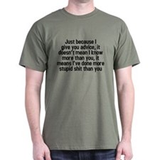 Giving Advice T-Shirt