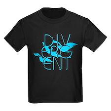 DIV ERG ENT Movie Art Original Fashi T-Shirt