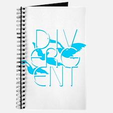 Divergent Faction Blue Journal