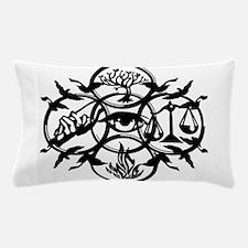 Faction Diverge Black Pillow Case