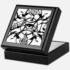 Faction Diverge Black Keepsake Box