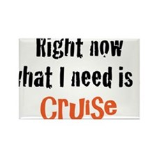 Unique Cruise Rectangle Magnet (10 pack)