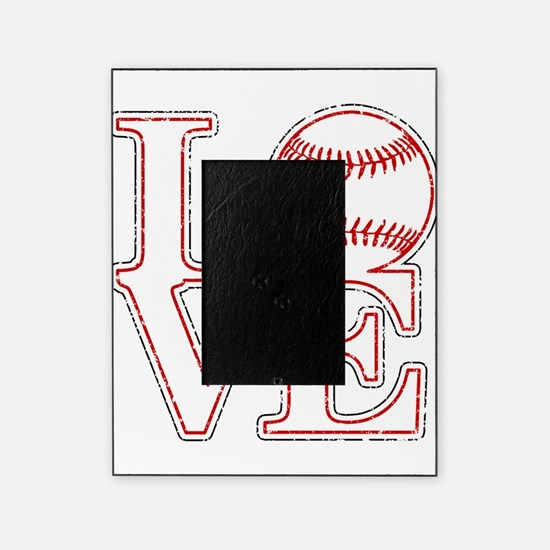 Love Baseball Classic Picture Frame