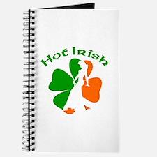 Hot Irish Girl - Hot Irish 5 Journal