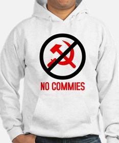 No Commies! Jumper Hoody