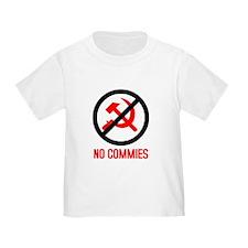 No Commies! Infant T-Shirt