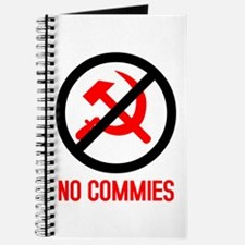 No Commies! Journal