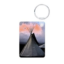 Stormy Teepee C - Keychains