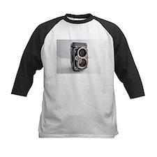Vintage Camera Baseball Jersey