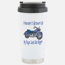 Funny Bike rider Travel Mug