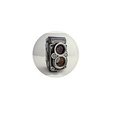 Vintage Camera Mini Button (100 pack)